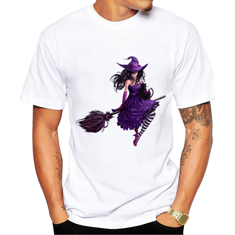 halloween purple shirt creative shirts harajuku witchcraft arrivals witch germany east clothing tops