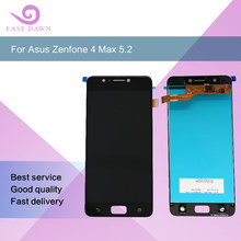 "Para 5.2 ""Asus Zenfone 4 Max ZC520KL X00HD IPS LCD Screen Display + Touch Panel Digitador Com Frame Para exibição Asus Originais(China)"
