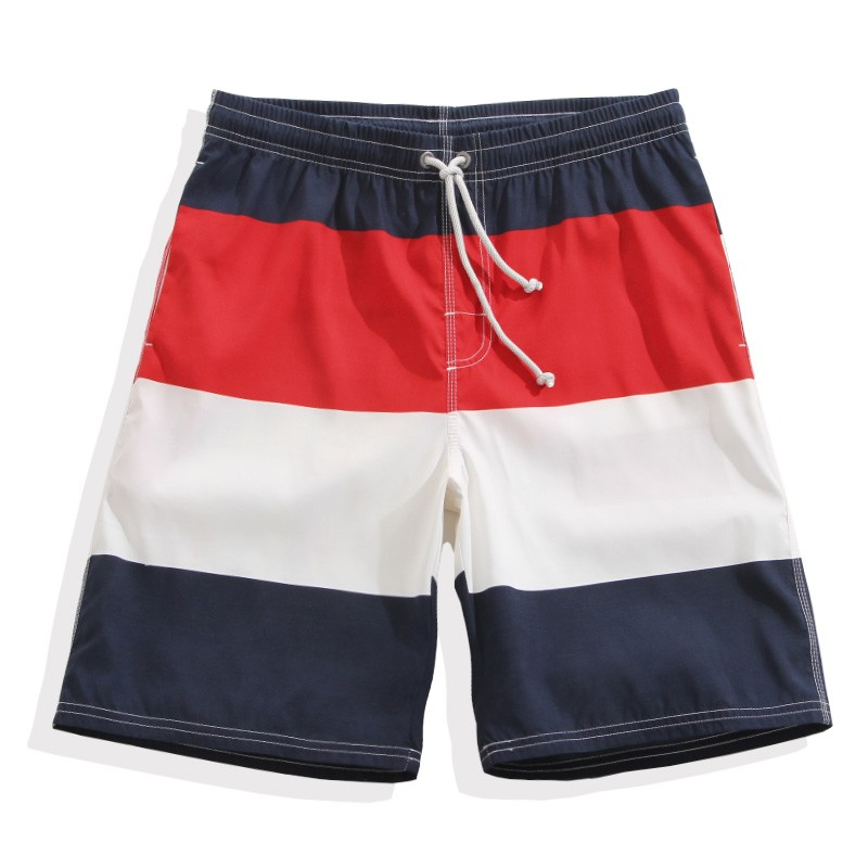 Original New Seobean Board Shorts Men Summer Boardshort Beachwear Mens Hawaiian Shorts Man Bermuda Beach Holiday Casual Short Homewear Back To Search Resultsmen's Clothing