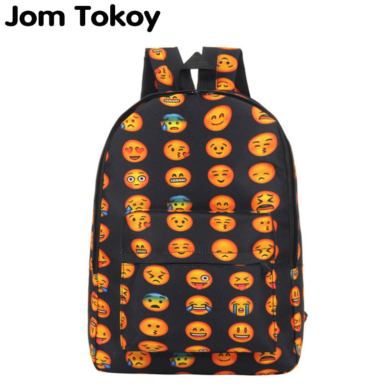 2018 New Ethnic Women Backpack for School Teenagers Girls Vintage Stylish Ladies Bag Backpack Female Printing High Quality