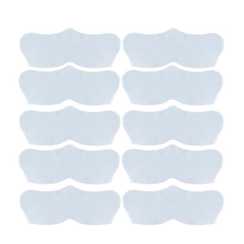 1 комплект, Т-образная Очищающая наклейка для носа