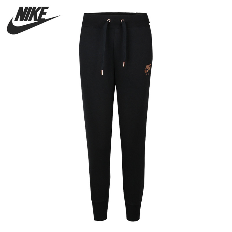 Original New Arrival  NIKE Women's knitted Running Long Pants Sportswear