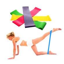 1 шт. Йога ремень сопротивление группы Loop упражнения лента для йоги подходят тренажерный зал тренировки Фитнес обучение крест спортивной резинки#2O08# F