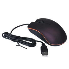 Professional Wired Gaming Mouse USB Optical Computer Mouse 1200 DPI Mouse Mice For PC Laptop Computer   # 20