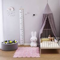 Baby Bedding Crib Netting Crib With Pillow Mat Set Portable Folding Cradle With Netting Infant Bedding Sleep Travel Cots