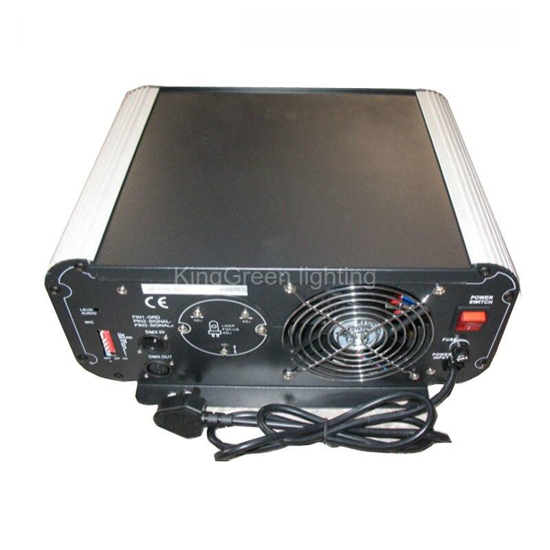 1x DMX512 сигнала 150 Вт RGB галогенная лампа Оптическое волокно свет двигателя 220 В вход для всех видов волоконно-оптических Бесплатная доставка