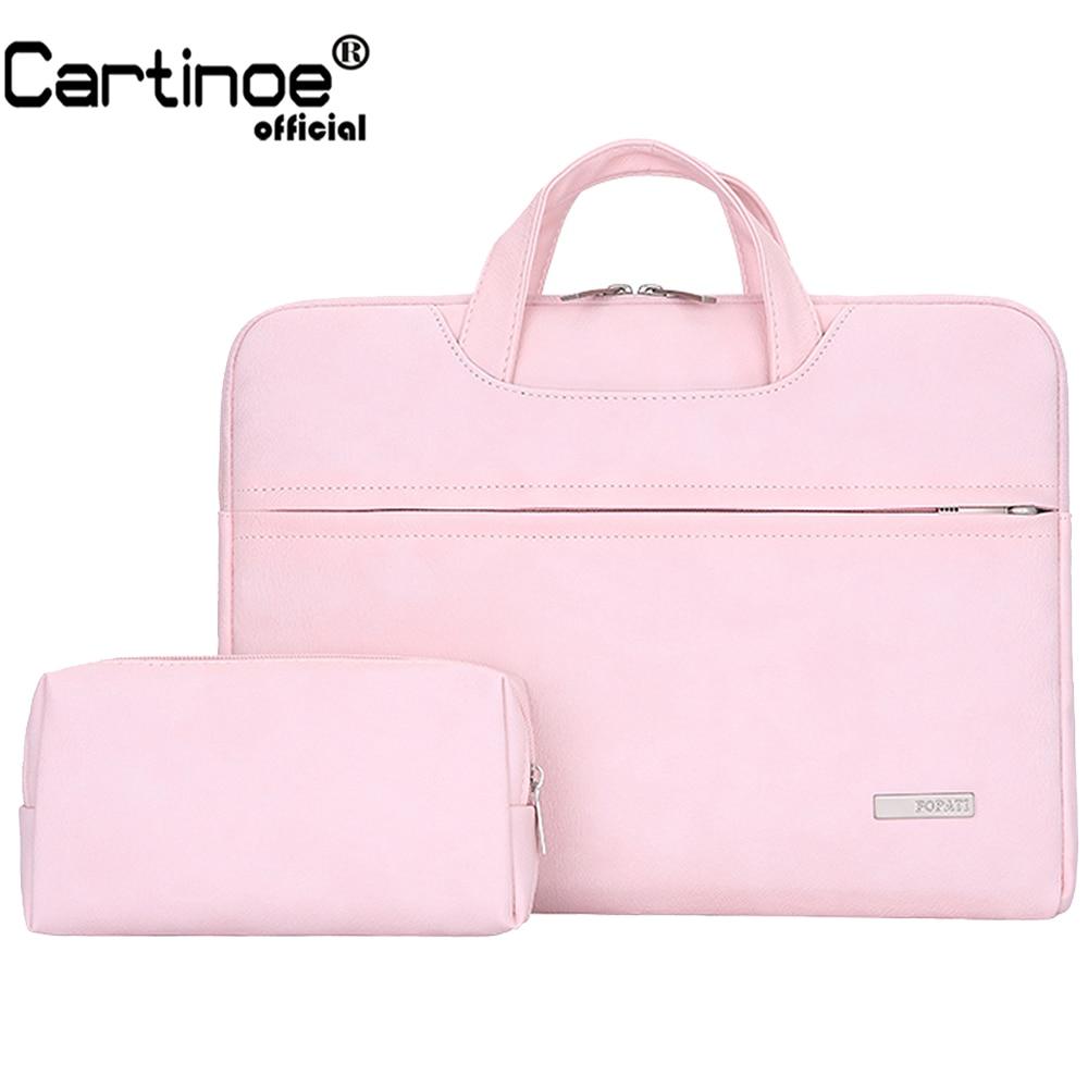 d629f8d84dd4 Cartinoe 11 12 13 14 15,6 дюймов Сумка для ноутбука женская сумка для  ноутбука