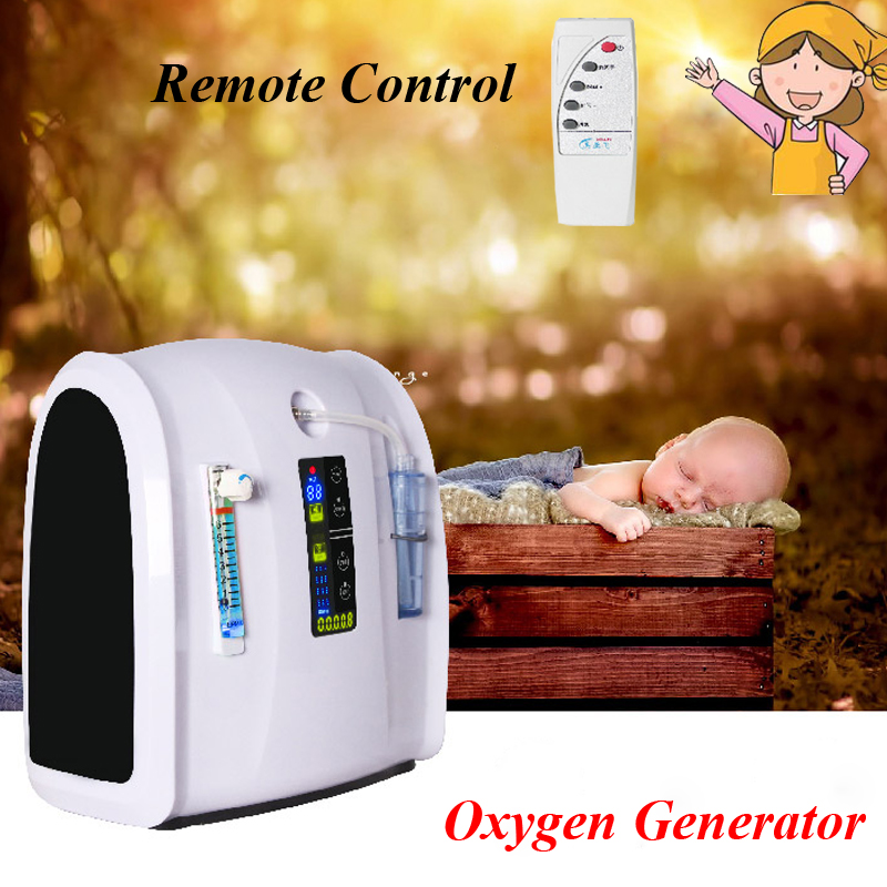 Oxygen Generator Family with Oxygen Machine for Old Man Portable On-board oxygen Anion MAF-015A oxygen