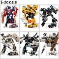Горячий Пластик Детские Игрушки 3 g1 Brinquedos Juguetes Деформации Робот Автомобилей Фигурки Классические Игрушки для Мальчиков Подарки Игрушки