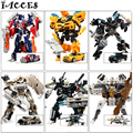 Hot Plastic Kids Toys  3 g1 Brinquedos Deformation Robot Cars Action Figures Classic Toys for Boys Juguetes Gifts Toys