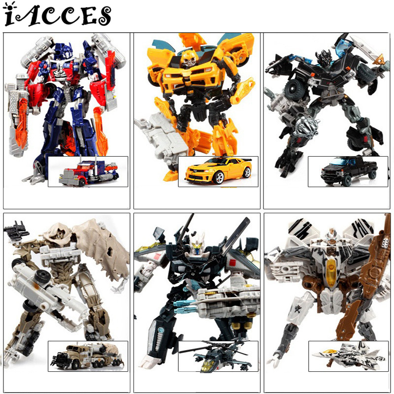 Hot Plastic Kids Transformation Toys g1 Brinquedos Deformation Robot Car Action Figures Classic Toys for Boys Juguetes Gifts Toy original alloy transformation4 robot toys action figure transformation car robot classic toys for boys juguetes for gifts toys