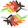 "12pair 4040 4045 5040 5045 3 blades Bullnose Propeller The ""Indestructible"" Props For QAV250 / 180 ZMR 250 FPV Mini Quadcopter"