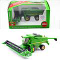 Siku 1876 Combine Harvester JohnDeere 9680i Deere 1:87 alloy metal model car toy gift collection free shipping