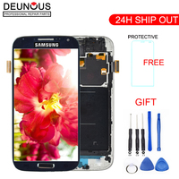 New 5'' Super IPS LCD for SAMSUNG Galaxy S4 Display LCD with Frame GT i9505 i9500 i9505 i337 i9506 i9515 Touch Screen Digitizer