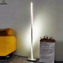 Nordic LED Standing Lamp Modern Vloerlamp Led Floor for Living Room Stand Home Decor Lighting Luminaire