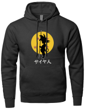 Dragon Ball Hooded Sweetshirts ( 5 colors)