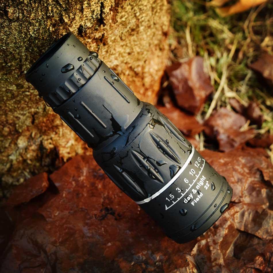 16X52 Dual Focus Fernrohr teleskop Jagd Spek upgrade Handheld Für Tourismus Sightseeing Konzerte Angeln Segeln