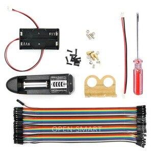 Image 5 - N20 Động Cơ Giảm Tốc 4WD Bluetooth Điều Khiển Robot Thông Minh Trên Ô Tô Với Hướng Dẫn Cho Arduino