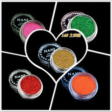 1Box Luxury Gold 9color Color Glitter Eyeshadow Powder Pigment Mineral Spangle Smooth Makeup Cosmetic Set Waterproof Longlasting(China)