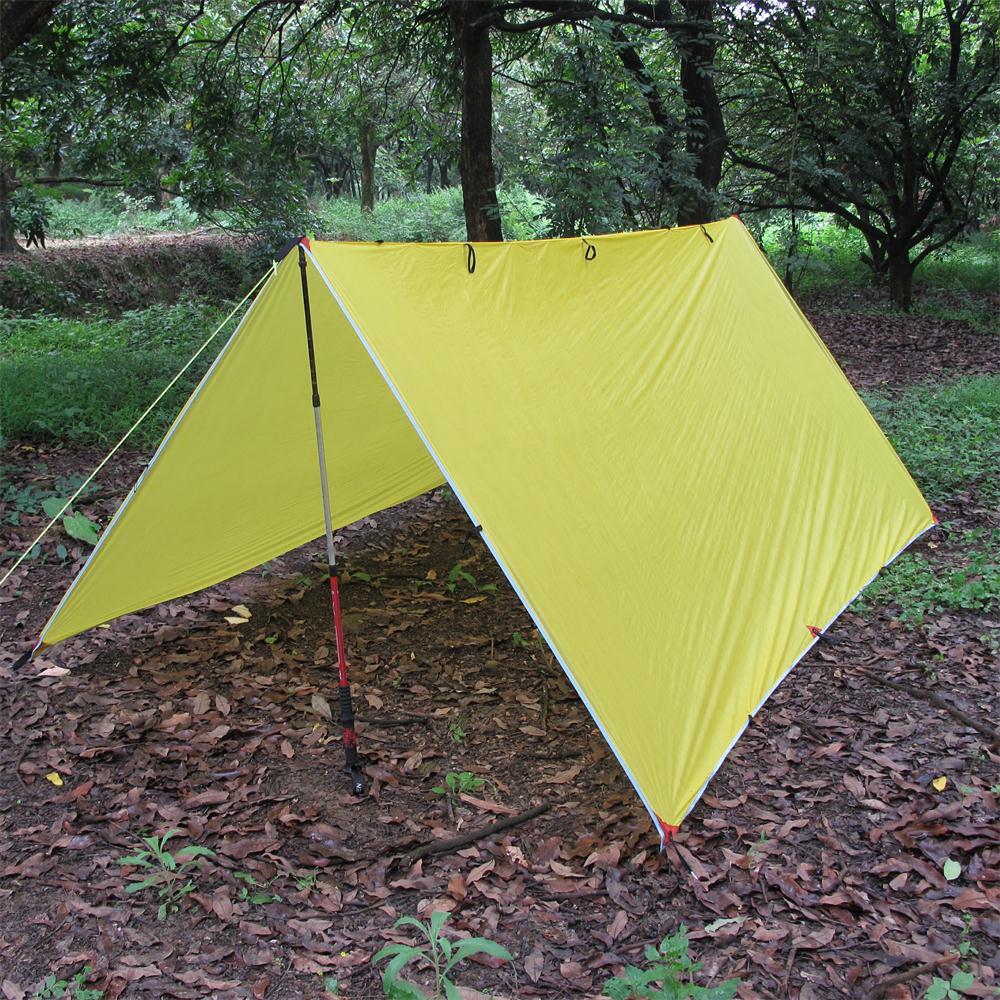 ultraligero cm a prueba de agua potable tienda dom refugio para acampar