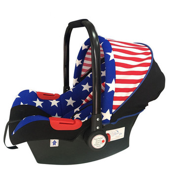 цена на New baby sleeping basket child car safety seat newborn cradle suit for 0-12 months car seats fast delivery