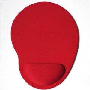 Image 5 - Yuzuoan Горячая комфортная поддержка запястья коврик для мыши оптический трекбол PC утолщенный коврик для мыши Красочные для игры 8 цветов для CSGO DOTA2 LOL