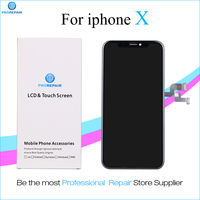 Prorepair 1pcs OEM Refurbish Screen For iPhone X LCD Display Touch Screen Digitizer Assembly Replacement