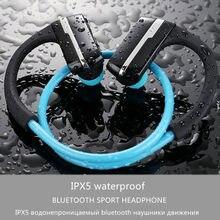 Hongsund ARMOR Auriculares Bluetooth 4.1 Auriculares AptX Deportes Ejecutan Auriculares Auriculares Con Micrófono para iPhone Xiaomi