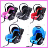 Portable Newborn Baby Child Basket Type Safety Car Seat Baby Cradle Handle On Board Seat 0