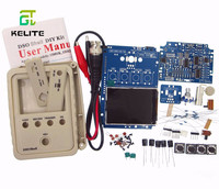 Free Shipping 1set Sets Orignal Tech DSO150 15001K DSO SHELL DS0150 DIY Digital Oscilloscope