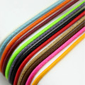 1mm 1.5mm 2mm 3mm Korea Waxed Thread Cord DIY Jewelry Round Cord for Bracelet & Necklace Craft Making 10meters/lot CX-13A