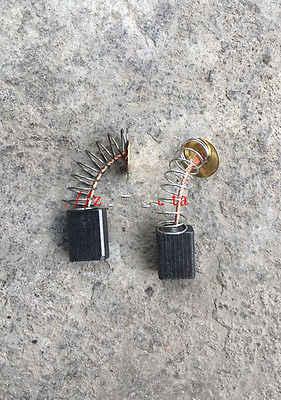 """2 uds 29/64 """"x 5/16"""" x 1/5 """"Motor de carbón cepillos para taladro eléctrico 13x8x5mm LF1"""