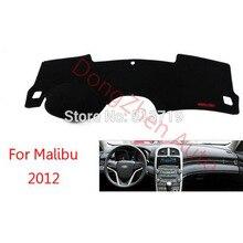 RHD Right Hand Drive Приборной Панели Автомобиля Избегайте Свет Pad Инструмент Крышка Платформы Стол Коврик Ковры Для Chevrolet Malibu 2012