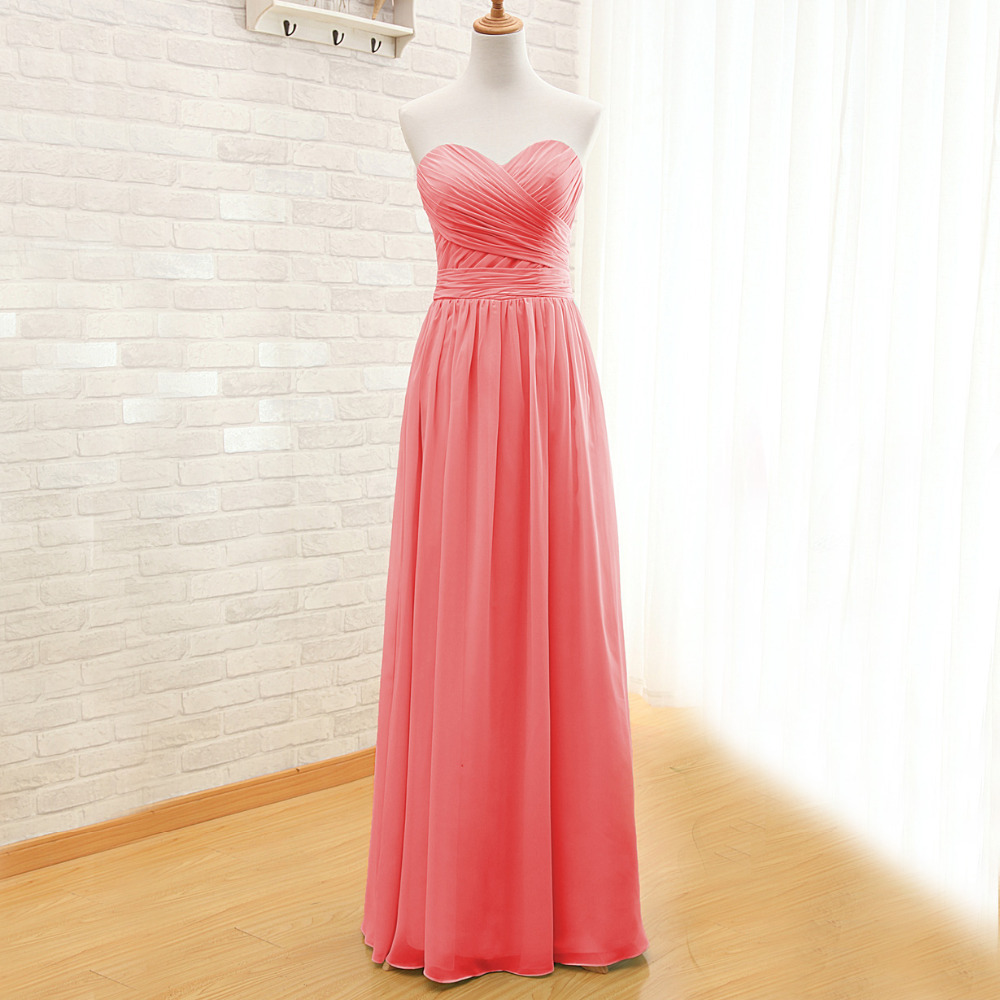 B31 Cheap Stock Plus Size Wedding Party Dress A Line Chiffon Mint