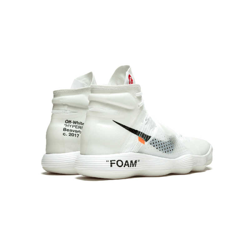 d8a4ab19a7227 ... Original New Arrival Authentic Nike Hyperdunk 2017 FK Off White Men's Basketball  Shoes Sport Sneakers Good ...