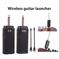 Portable Wireless Electric Guitar Audio Transmitter Receiver Set Digital For Electric Guitar Bass Electric Violin Guitar