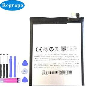 Image 1 - New 4100mAh BT61 Replacement Battery For Meizu M3 Note L681H L version Baterij Bateria Batterie Cell Mobile Phone Batteries