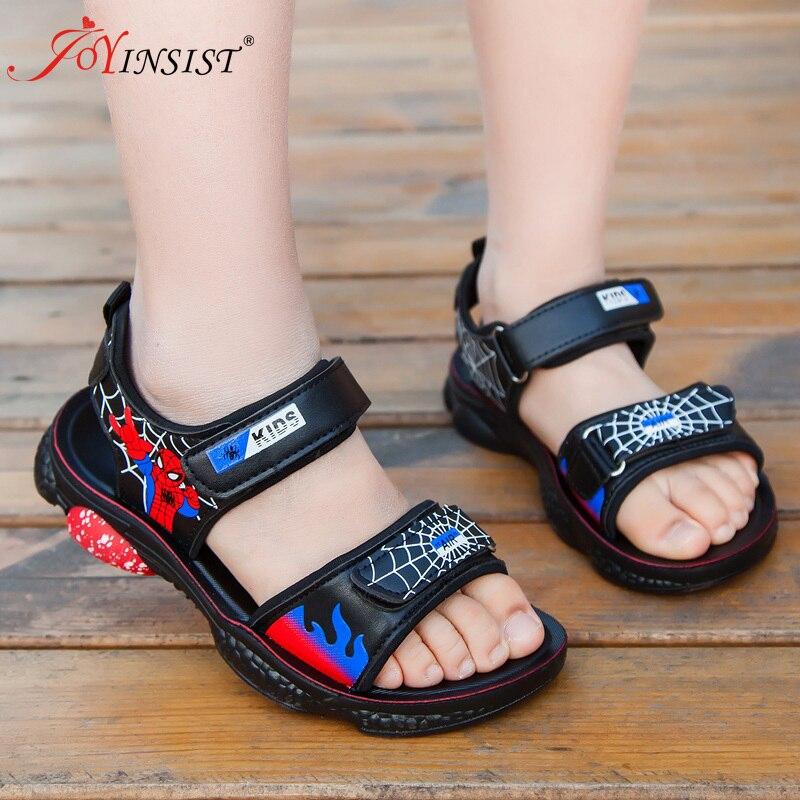 Boy Spiderman Sandals Boys
