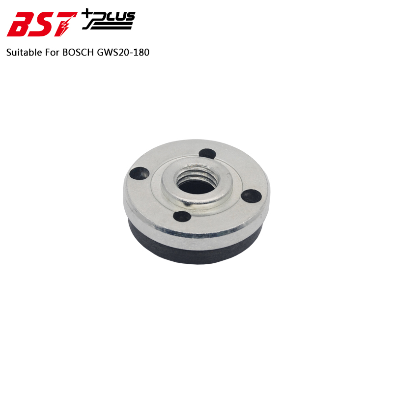M14 Three Pcs Piston Aluminium Replacement Inner Outer Flange  For BOSCH GWS20-180 Angle Grinder,Power Tools Accessoires