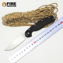 BMT RAT Model 1 Folding Blade Knife Tactical Knives AUS-8 Blade G10 Handle Camping Hunting Survival Knife Outdoor EDC Tools