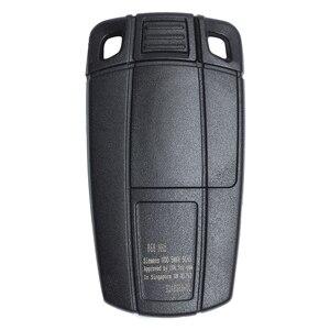 Image 5 - KEYECU Keyless ללכת פונקציה מלא אינטליגנטי מרחוק מפתח 315MHz/868MHz PCF7953 שבב עבור BMW CAS3 3/5 סדרת X5 2006 2011 KR55WK491