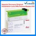 Las importaciones de Alemania Instalación Original Hojas Microtomo Leica 818