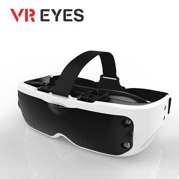 Original 3D VR EYES Immersive Virtual Reality 3D glasses Helmet VR Box Cardboard 3D Movie Game For 4.0-6.0 inch smartphone
