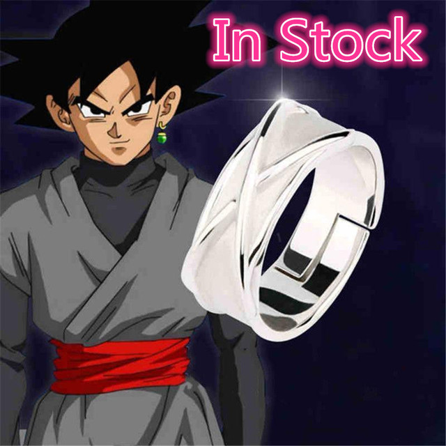 Goku Black Time Ring