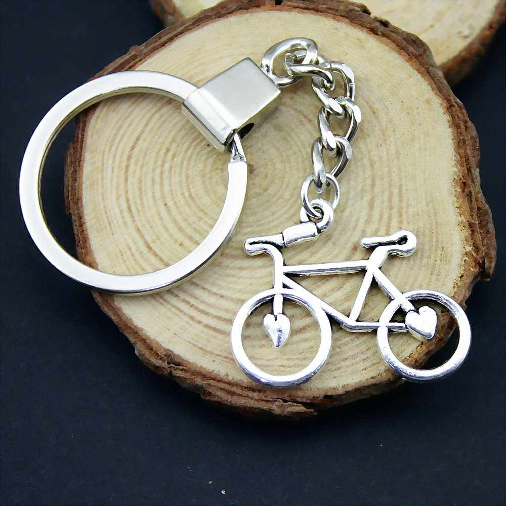 Bicycle Keychain Wedding Souvenirs Key Holder Wedding Favors and Gifts for Guest Party Favors Festive Party Supplies YB10725