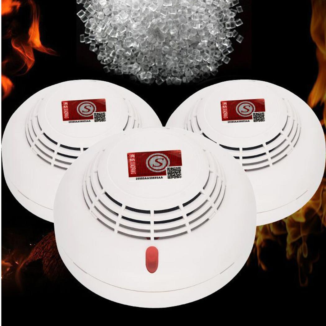 Durable Practical Indoor Independent Mist Detector 30 Household 10 95%RH 80dB Home Alarm 30 -10 - 50 C Tool