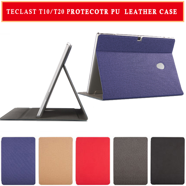 High Quality Fashion Pu Leather Case Cover For 10.1