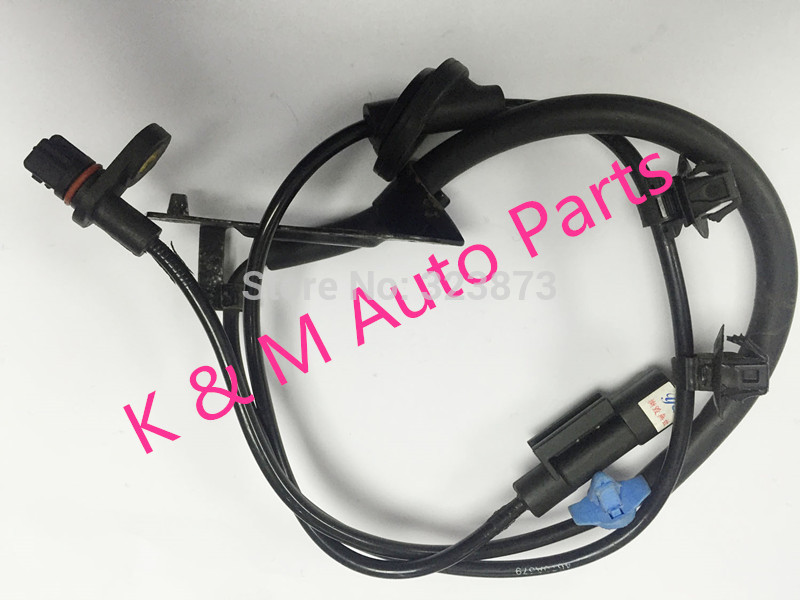 Good Quality Auto Rear Left ABS Wheel Speed Sensor OEM 4670A579 fits for Outlander Lancer ASX 2006-2012 .