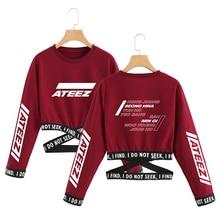 del streetwear shirt kpop