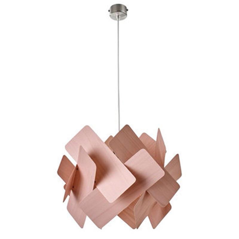 Post-moderne personnalité créative salon pendentif lumière Simple salle à manger chambre restaurant café acrylique décoration lampe